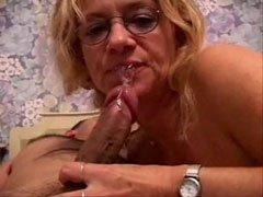 Sexe mature - Extrait porno