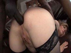 Sexe Interracial et Vidéo... - Extrait porno